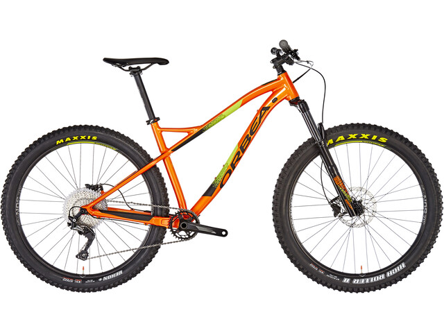 ORBEA Laufey H30 MTB Hardtail 27,5+ orange (2019) | MTB